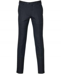 Hensen pantalon - slim fit - blauw