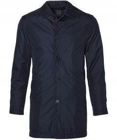 sale - Nils regenjas - slim fit - blauw