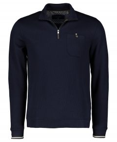 Ted Baker pullover - slim fit - blauw
