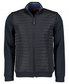 Ted Baker vest - slim fit - blauw