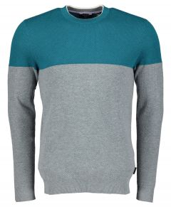 Ted Baker pullover - slim fit - grijs
