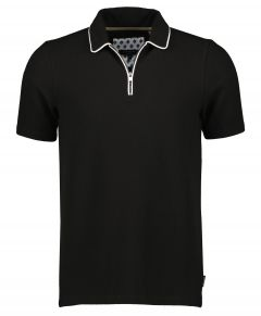 Ted Baker polo - modern fit - zwart