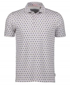 Ted Baker polo - modern fit - grijs