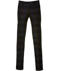 sale - Manuel Ritz pantalon - slim fit - blau