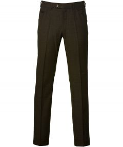 sale - Meyer pantalon Chicago - moden fit - bruin