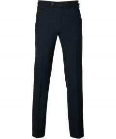 Meyer pantalon Chicago - modern fit - blauw