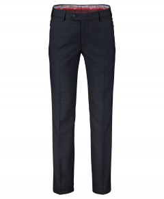 Meyer pantalon Bonn - modern fit - blauw