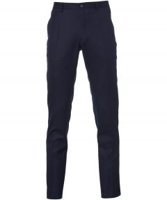 sale - Nils pantalon - slim fit - blauw