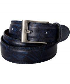 Jac Hensen riem - blauw