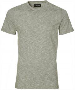 Matinique t- shirt - slim fit - groen
