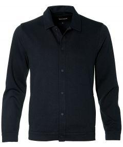 Matinique vest - slim fit - blauw