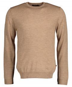 Matinique pullover - slim fit - bruin