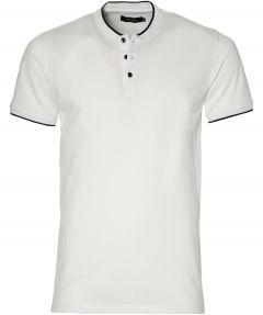 Matinique T-shirt - slim fit - wit