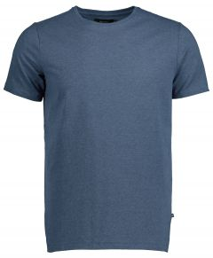 Matinique t-shirt - slim fit - blauw