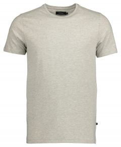 Matinique t-shirt - slim fit - grijs