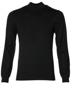 Matinique pullover - slim fit - zwart