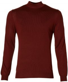 Matinique pullover - slim fit - brique