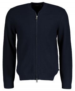 Matinique vest - slim fit - blauw