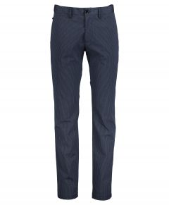 Matinique chino - slim fit - blauw