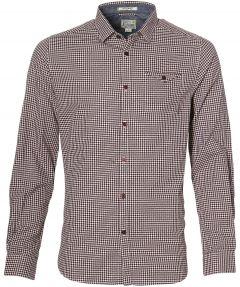 Dstrezzed overhemd - slim fit - rood