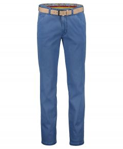 Meyer chino Chicago - modern fit - blauw