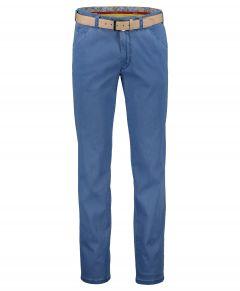 Meyer chino Chicago - modern fit - blauw