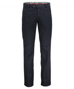 Meyer chino Roma - regular fit - blauw