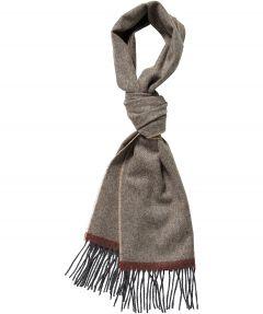 sale - Jac Hensen shawl - beige