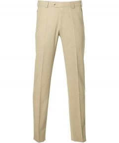 Meyer pantalon Roma - modern fit - beige