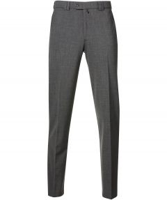 Meyer pantalon Roma - regular fit - grijs