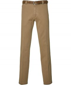 Meyer pantalon Rio - modern fit - beige