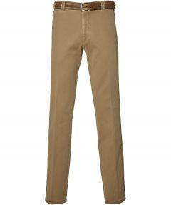 Meyer pantalon Rio - modern fit - beige