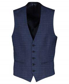 Jac Hensen Premium trouwgilet - blauw