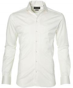 sale - Gentiluomo overhemd - slim fit - wit