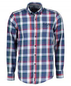 Casa Moda overhemd - modern fit - blauw