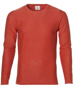 sale - Dstrezzed pullover - slim fit - rood