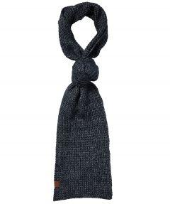 Barts shawl - blauw