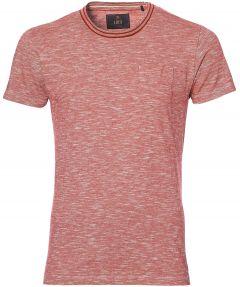 sale - Lion t-shirt - slim fit - rood