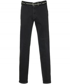 Meyer pantalon Bonn - modern fit - antraciet