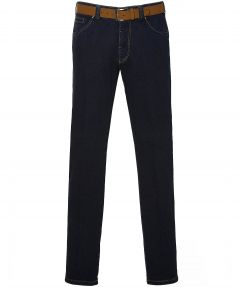 Meyer pantalon Dublin - modern fit - blauw
