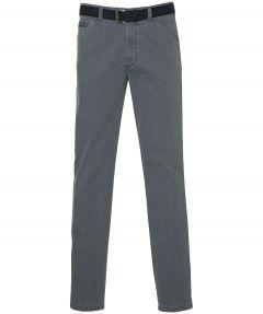 Meyer pantalon Chicago- modern fit - grijs