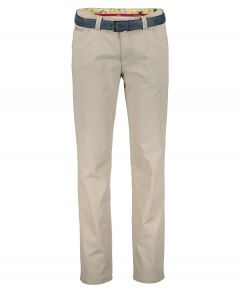 Meyer chino Dublin - modern fit - beige