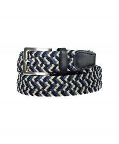 Azzuro elastische riem - blauw