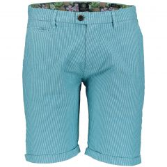 Dstrezzed short - slim fit - turquoise