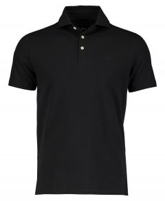 Jac Hensen polo - modern fit - zwart