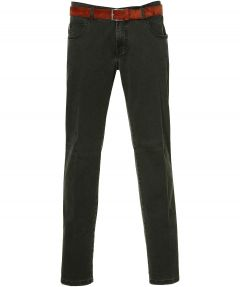 sale - Pionier pantalon - regular fit - groen
