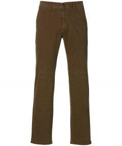 sale - Pionier broek Robert - regular fit - bruin