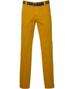 sale - Meyer pantalon Roma - regular fit - oker