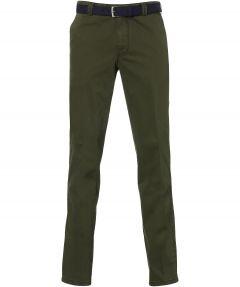 sale - Meyer pantalon - regular fit - groen