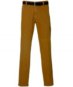 Meyer pantalon Bonn - modern fit - oker